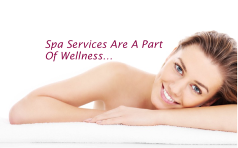 spa services on a regular bases.