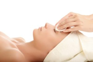 August is Facial month at James Barclay Spa Salon